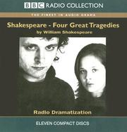 Cover of: Shakespeare-Four Great Tragedies by William Shakespeare