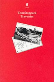 Cover of: Travesties by Tom Stoppard