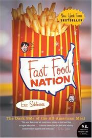 Cover of: Fast Food Nation by Eric Schlosser
