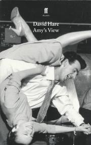 Cover of: Amy's view by Hare, David