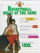 Cover of: Basketball--rules of the game by Bryant Lloyd