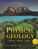 Cover of: Physical geology by Charles C. Plummer