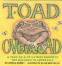 Cover of: Toad overload by Patricia Seibert