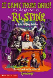 Cover of: It Came from Ohio by R. L. Stine