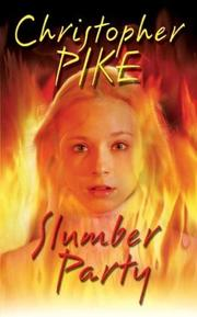 Cover of: Slumber Party by Christopher Pike