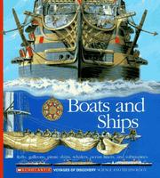Cover of: Boats and Ships (Voyages of Discovery) by Scholastic Books