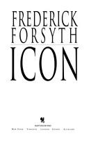 Cover of: Icon by Frederick Forsyth