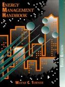 Cover of: Energy Management Handbook by Wayne C. Turner