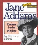 Cover of: Jane Addams by Charnan Simon