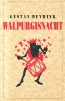 Cover of: Walpurgisnacht by Gustav Meyrink