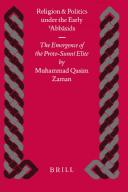 Cover of: Egypt's adjustment to Ottoman rule by Doris Behrens-Abouseif