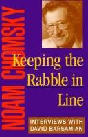 Cover of: Keeping the rabble in line by Noam Chomsky