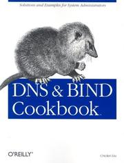 Cover of: DNS and BIND cookbook by Cricket Liu
