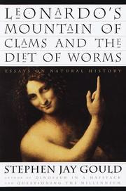 Cover of: Leonardo&#39;s mountain of clams and the Diet of Worms by Stephen Jay Gould