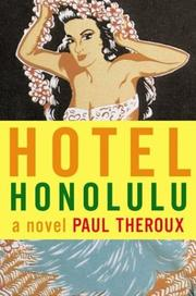 Cover of: Hotel Honolulu by Paul Theroux