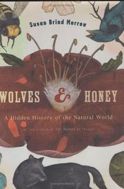 Cover of: Wolves & Honey by Susan Brind Morrow