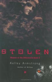 Cover of: Stolen by Kelley Armstrong