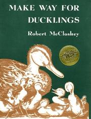 Cover of: Make Way for Ducklings by Robert McCloskey