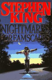 Cover of: Nightmares and Dreamscapes by Stephen King