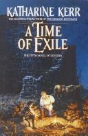 Cover of: A time of exile by Katharine Kerr