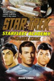 Cover of: Cadet Kirk by Diane Carey