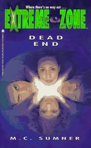 Cover of: Dead End Extreme Zone 8 by M.C. Sumner