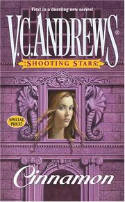 Cover of: Cinnamon by V. C. Andrews