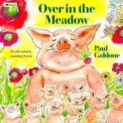 Cover of: Over in the meadow by Paul Galdone