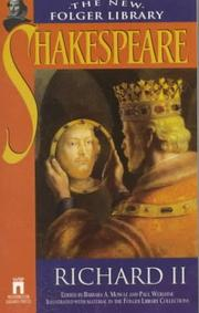 Cover of: King Richard II by William Shakespeare