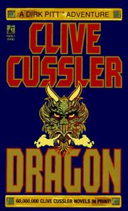 Cover of: Dragon by Clive Cussler