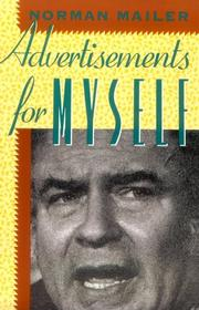 Cover of: Advertisements for myself by Norman Mailer
