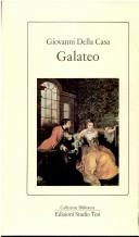 Cover of: Galateo by Giovanni Della Casa