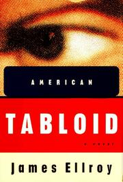 Cover of: American Tabloid by James Ellroy