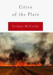 Cover of: Cities of the plain by Cormac McCarthy