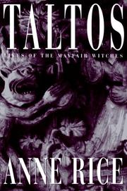 Cover of: Taltos by Anne Rice