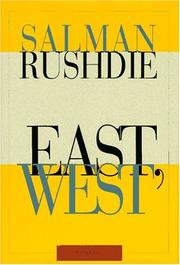 Cover of: East, West by Salman Rushdie