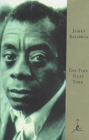 Cover of: The fire next time by James Baldwin