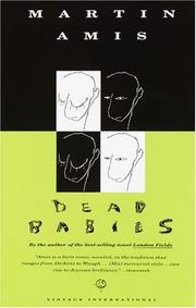 Cover of: Dead Babies by Martin Amis