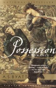 Cover of: Possession by A. S. Byatt