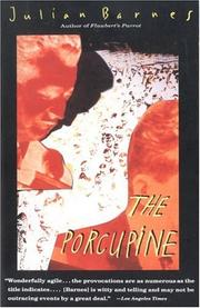 Cover of: The porcupine by Julian Barnes