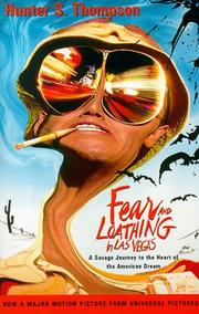 Cover of: Fear and Loathing in Las Vegas by Hunter S. Thompson