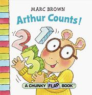 Cover of: Arthur counts! by Marc Tolon Brown