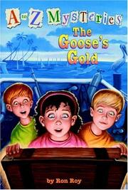 Cover of: The goose's gold by Ron Roy