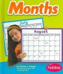 Cover of: Months by Patricia J. Murphy