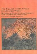 Cover of: The village in the jungle by Leonard Woolf