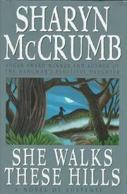 Cover of: She walks these hills by Sharyn McCrumb