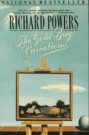 Cover of: The gold bug variations by Richard Powers