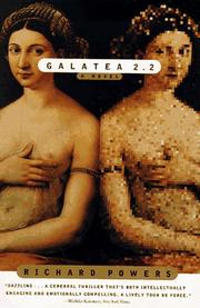 Cover of: Galatea 2.2 by Richard Powers