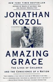 Cover of: Amazing Grace by Jonathan Kozol