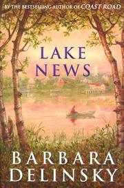 Cover of: Lake News by Barbara Delinsky